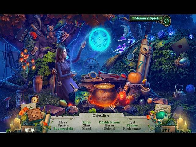 Witches' Legacy: Erwachende Finsternis Sammleredit img