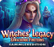 Witches' Legacy: Erwachende Finsternis Sammleredit