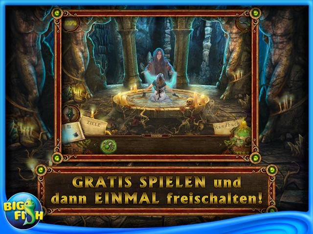 Screenshot für Witches' Legacy: Der Fluch der Hexen Sammleredition