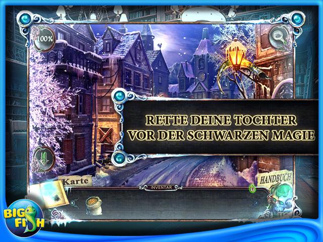Screenshot für Witches' Legacy: Das Versteck der Hexenkönigin Sammleredition