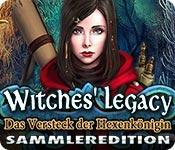 Witches' Legacy: Das Versteck der Hexenkönigin Sam