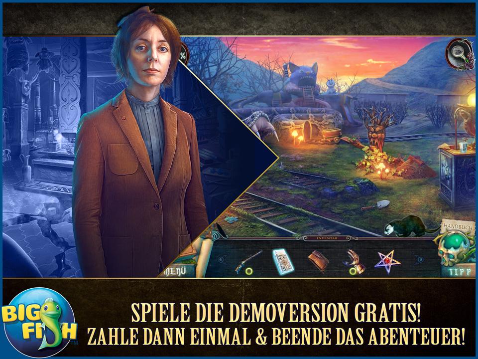 Screenshot für Witches Legacy: Die vergessene Stadt Sammleredition