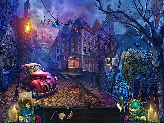 Spiele Screenshot 1 Witches' Legacy: Schatten der Vergangenheit