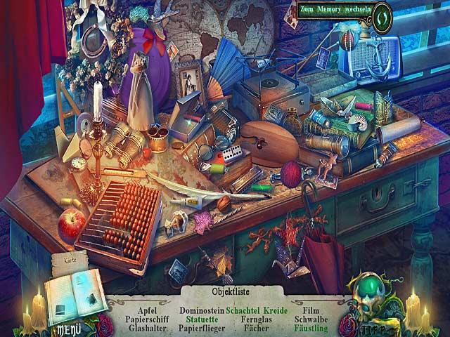 Spiele Screenshot 2 Witches' Legacy: Schatten der Vergangenheit