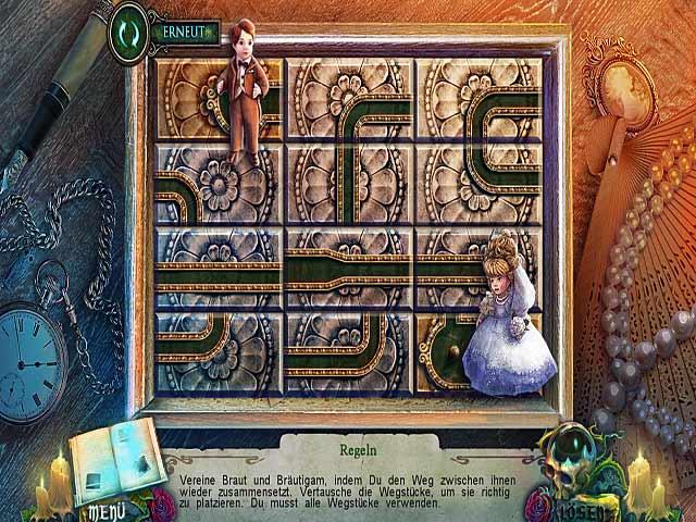 Spiele Screenshot 3 Witches' Legacy: Schatten der Vergangenheit