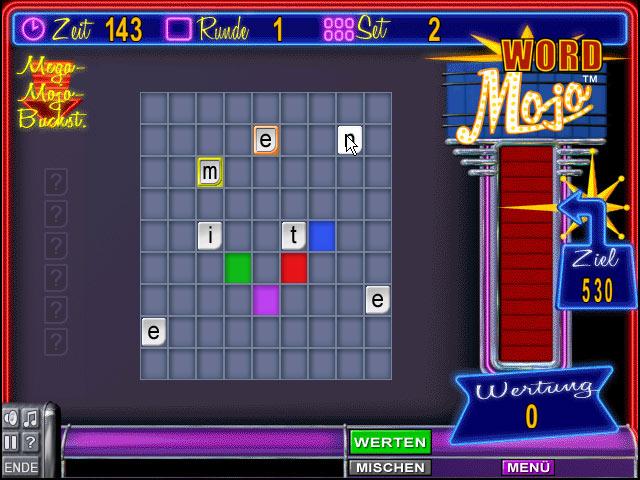Spiele Screenshot 3 Word Mojo Gold