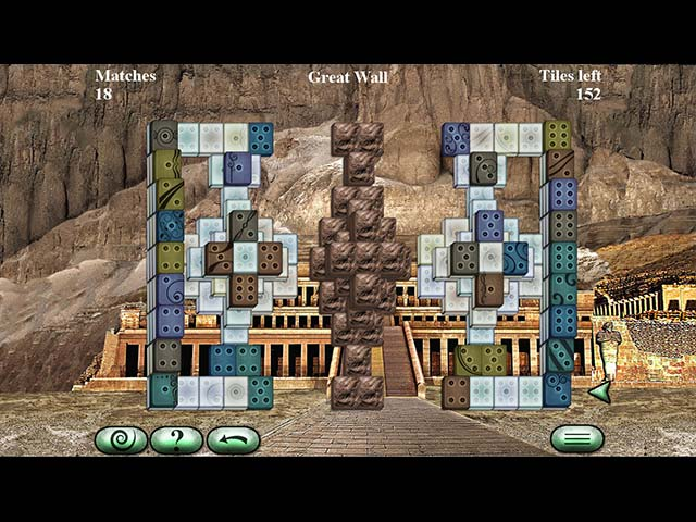 World's Greatest Temples Mahjong 2 img