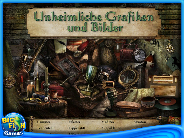 Screenshot für Written Legends: Die verlorenen Seelen