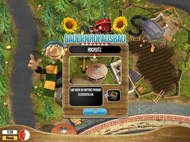 Spiele Screenshot 3 Youda Farmer 3: Seasons