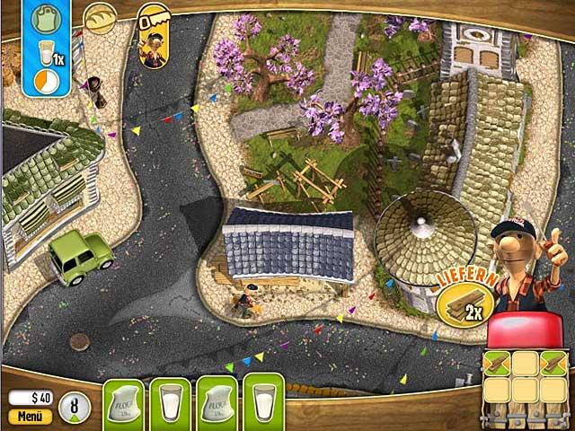 Spiele Screenshot 3 Youda Farmer 2: Save the Village