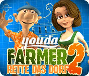 Feature- Screenshot Spiel Youda Farmer 2: Save the Village