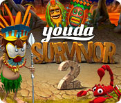 Feature- Screenshot Spiel Youda Survivor 2