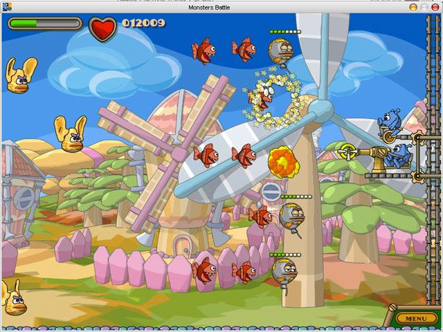 Spiele Screenshot 2 Zack & Jack in Showdown at Monstertown