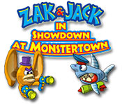 Zack & Jack in Showdown at Monstertown