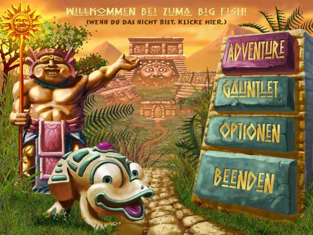 Spiele Screenshot 2 Zuma Deluxe