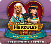 Feature Screenshot Spil 12 Labours of Hercules VIII: How I Met Megara Collector's Edition