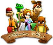 Feature Screenshot Spil Adventure Ho