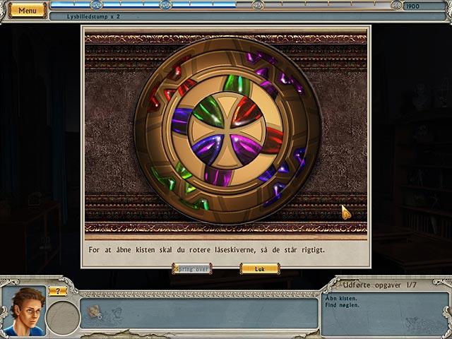 Spil Screenshot 3 Alabama Smith: Flugten fra Pompeji