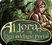 Feature Screenshot Spil Allora og Den ødelagte portal