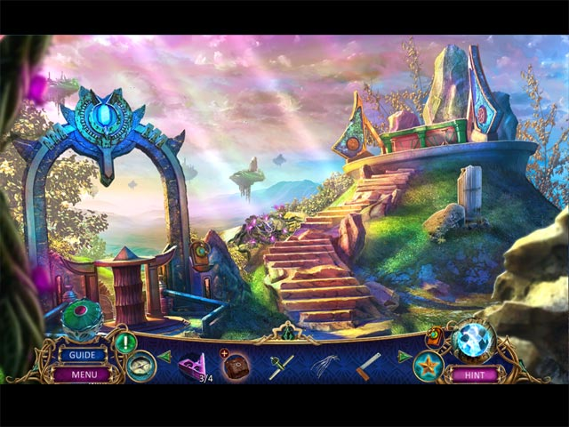 Spil Screenshot 2 Amaranthine Voyage: The Obsidian Book Collector's Edition
