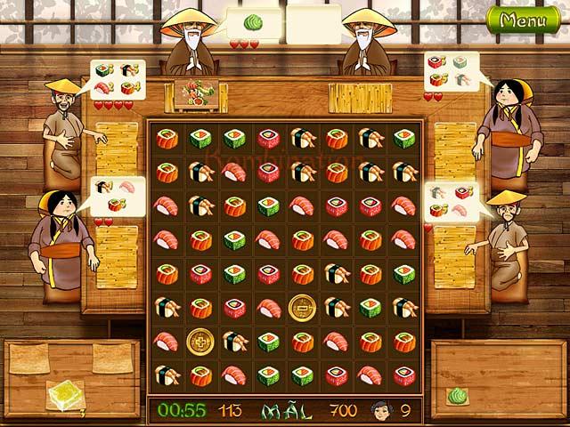 Spil Screenshot 2 Asami's Sushi Shop