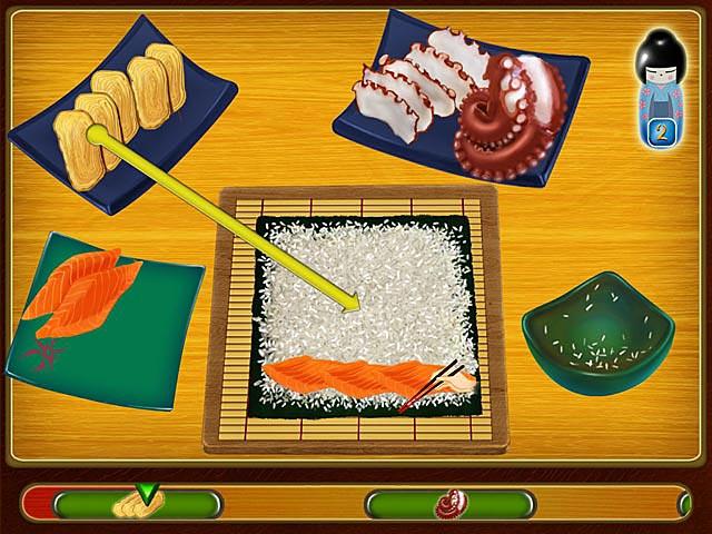 Spil Screenshot 3 Asami's Sushi Shop