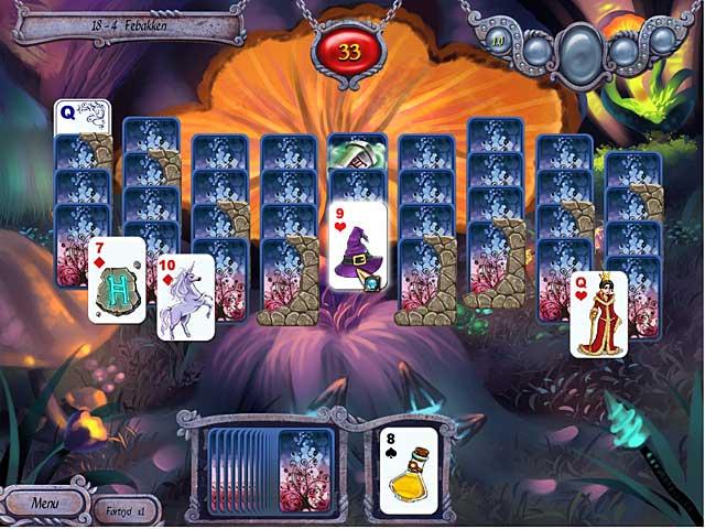 Spil Screenshot 3 Avalon Legends Solitaire