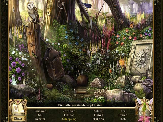 Spil Screenshot 2 Awakening: Måneskoven
