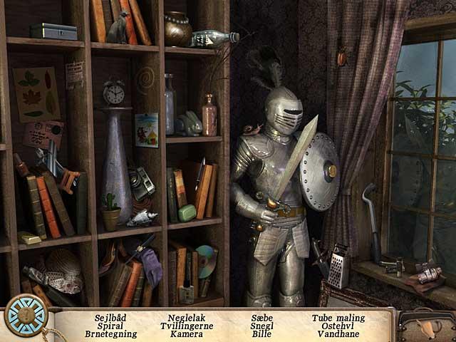 Spil Screenshot 3 Bag spejlet