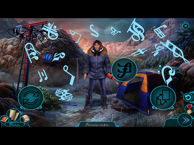Spil Screenshot 3 Cadenza: The Following Collector's Edition