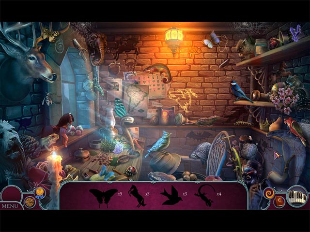 Spil Screenshot 2 Cadenza: The Kiss of Death Collector's Edition