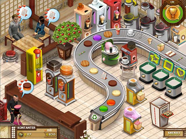 Spil Screenshot 2 Cake Shop 3