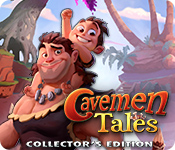 Feature Screenshot Spil Cavemen Tales Collector's Edition