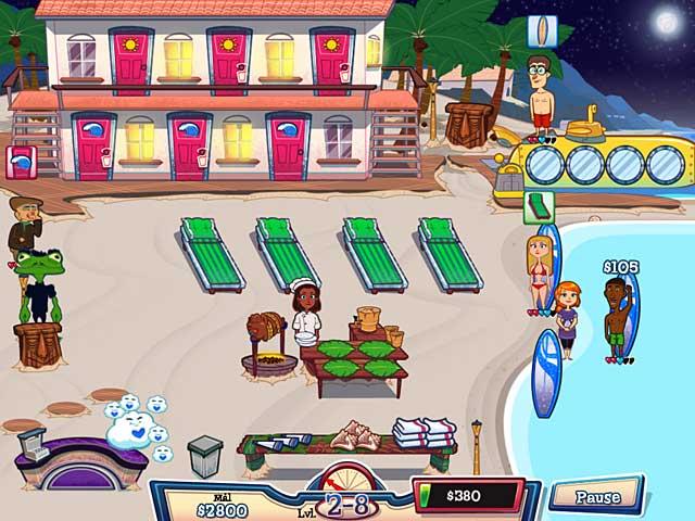 Spil Screenshot 3 Chloes drømmeferier