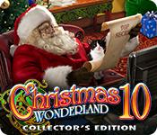 Feature Screenshot Spil Christmas Wonderland 10 Collector's Edition