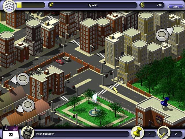 Spil Screenshot 2 Crime Solitaire