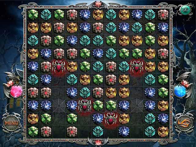 Spil Screenshot 2 Cursed House