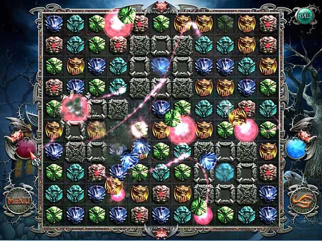 Spil Screenshot 3 Cursed House