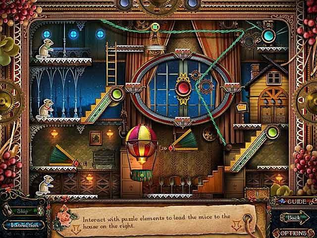Spil Screenshot 3 Cursery: The Crooked Man and the Crooked Cat Collector's Edition