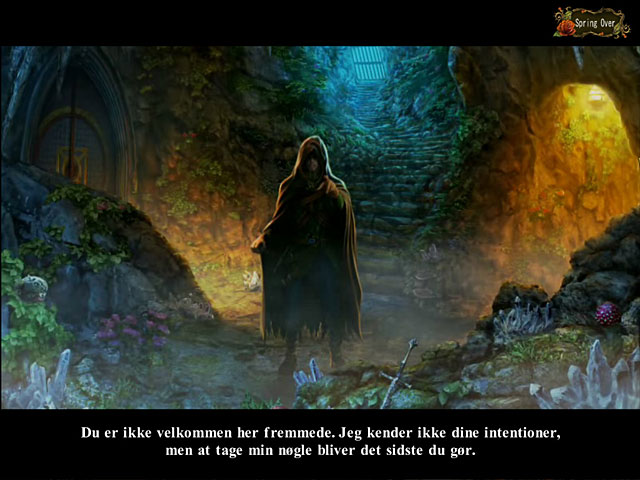 Spil Screenshot 1 Dark Parables: Frøprinsen