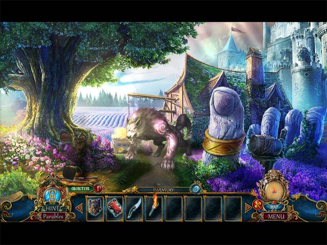 Spil Screenshot 2 Dark Parables: Queen of Sands Collector's Edition