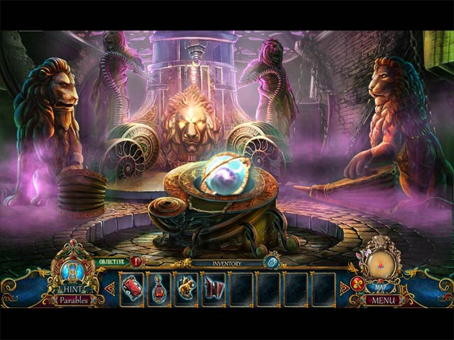 Spil Screenshot 3 Dark Parables: Queen of Sands Collector's Edition