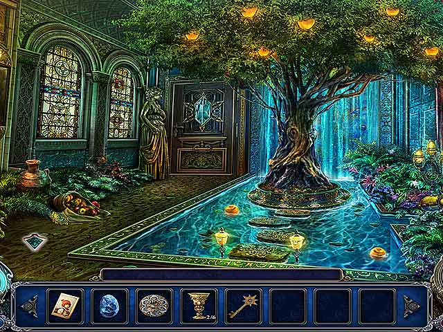 Spil Screenshot 2 Dark Parables: Rise of the Snow Queen