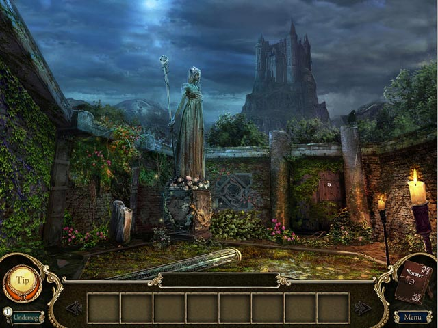 Spil Screenshot 1 Dark Parables: Torneroses forbandelse