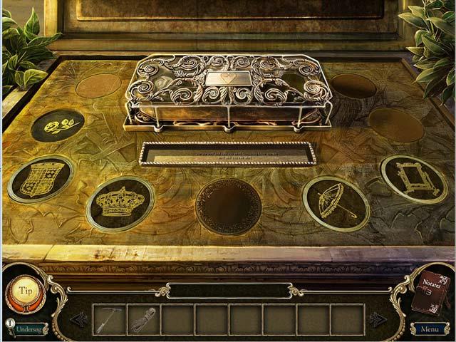 Spil Screenshot 2 Dark Parables: Torneroses forbandelse