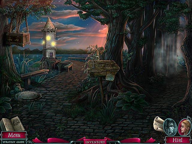 Spil Screenshot 2 Dark Romance: Vampire in Love Collector's Edition