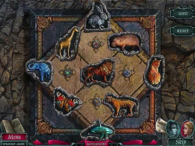 Spil Screenshot 3 Dark Romance: Vampire in Love Collector's Edition