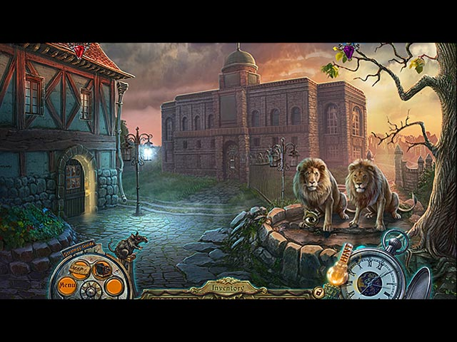 Spil Screenshot 2 Dark Tales: Edgar Allan Poe's The Fall of the House of Usher Collector's Edition
