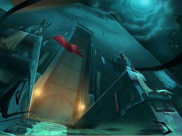 Spil Screenshot 1 Drawn®: Flugten fra mørket