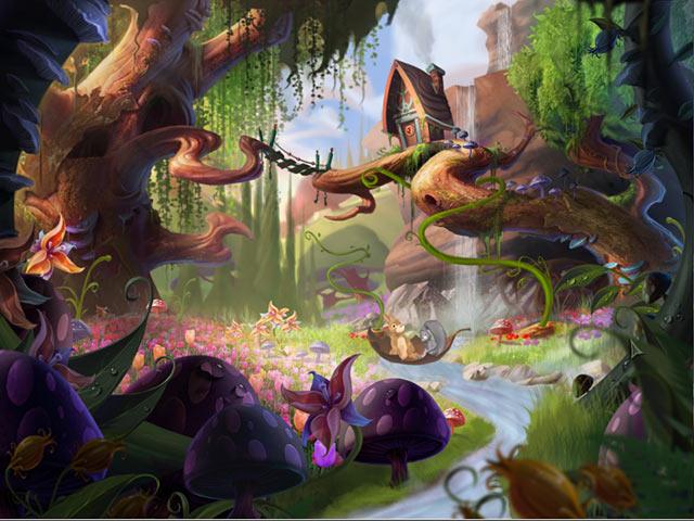Spil Screenshot 2 Drawn®: Flugten fra mørket